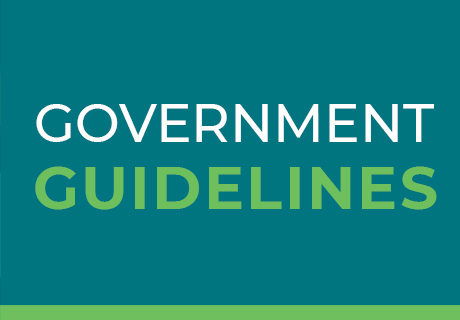 Guidelines banner